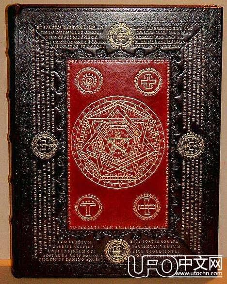 中世纪七大魔法书《罗洁爱尔之书》The Book of Raziel下载99 / 作者:骑UFO看外星人 / 帖子ID:18598