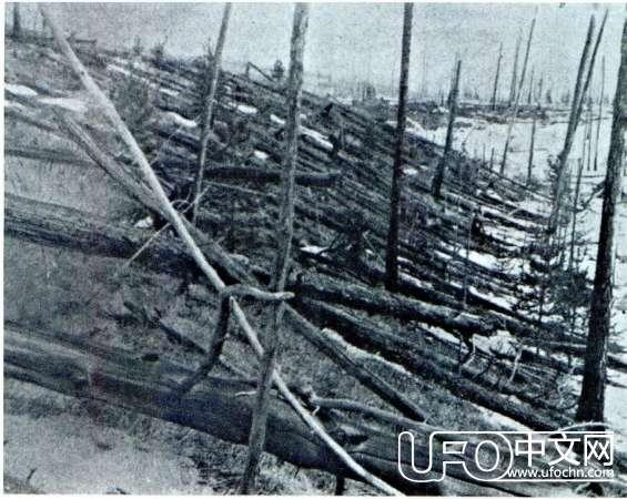 通古斯大爆炸之谜6 / 作者:骑UFO看外星人 / 帖子ID:19198