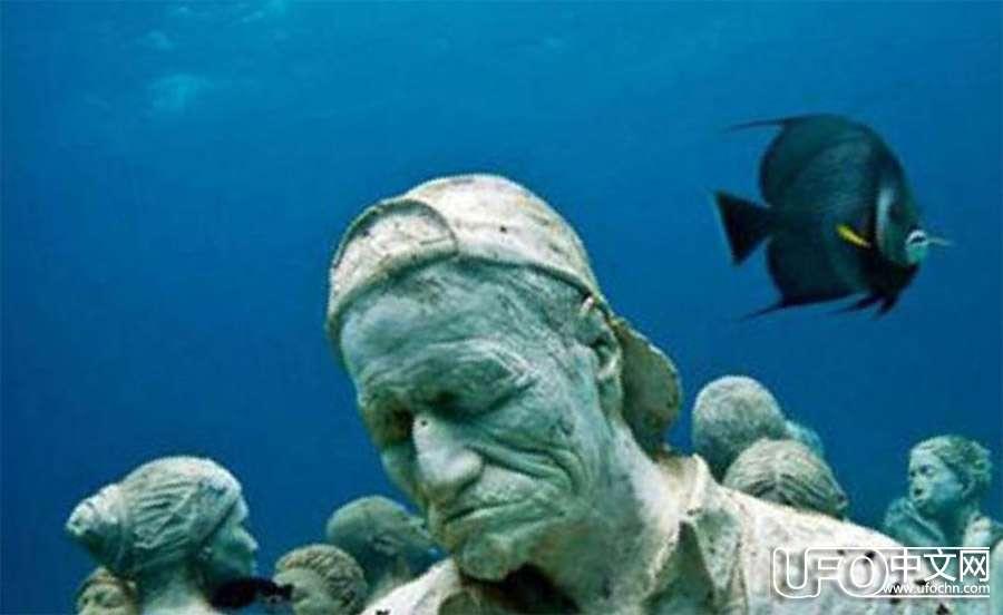 海底史前文明  深海文明创造者:海底人89 / 作者:伤我心太深 / 帖子ID:20543