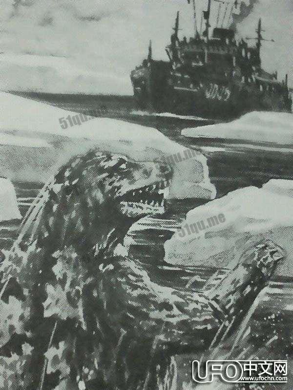 南极哥斯拉 很少人听闻的离奇事件29 / 作者:伤我心太深 / 帖子ID:21001