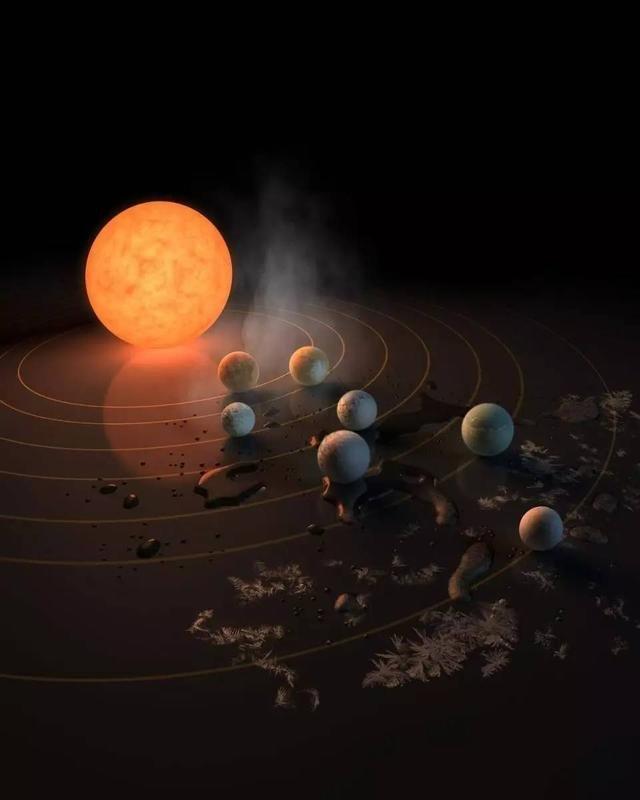 有没有外星人存在的证据 宇宙无处不在的生命基本元素65 / 作者:伤我心太深 / 帖子ID:22565