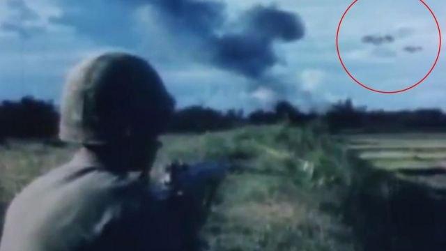 人类与外星人的战争 军方炮击UFO飞碟92 / 作者:伤我心太深 / 帖子ID:22645