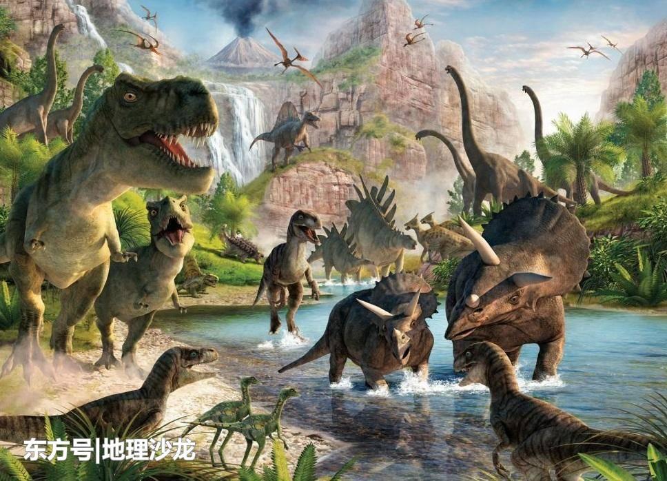 你觉得恐龙究竟是因为什么而灭绝的呢?