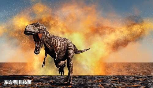 比中彩票还罕见的恐龙灭绝,证实了再强大的种族也逃不过自然规律