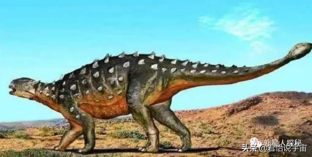 恐龙是被外星人圈养的吗,看这个证据