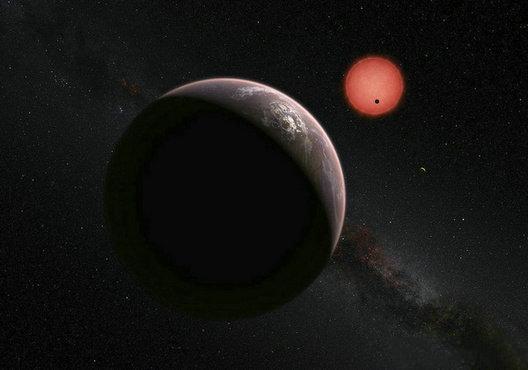 信不信由你,这8个星球有可能存在外星人!51 / 作者:丁侦球 / 帖子ID:63194
