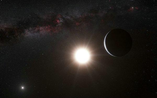 信不信由你,这8个星球有可能存在外星人!3 / 作者:丁侦球 / 帖子ID:63194