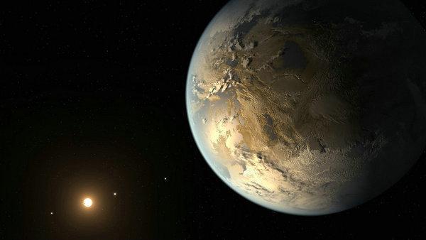信不信由你,这8个星球有可能存在外星人!14 / 作者:丁侦球 / 帖子ID:63194