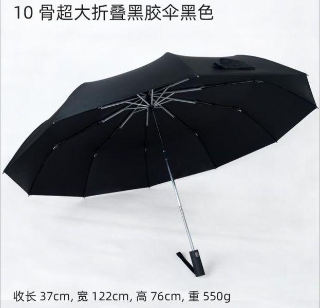 St Louis logo umbrellas