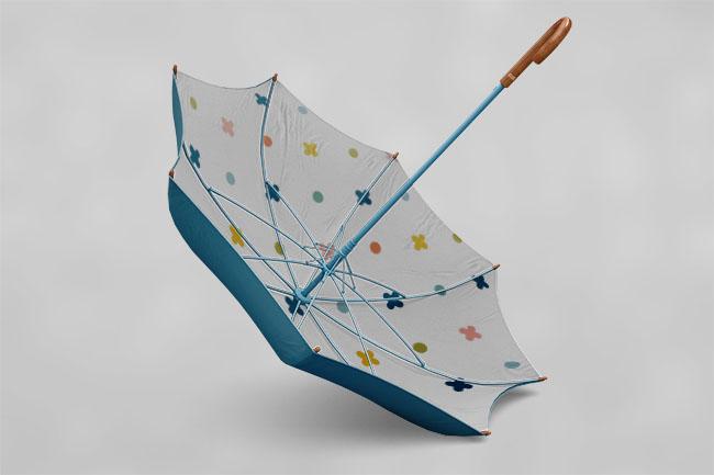 Dover(DE) custom logo patio umbrellas