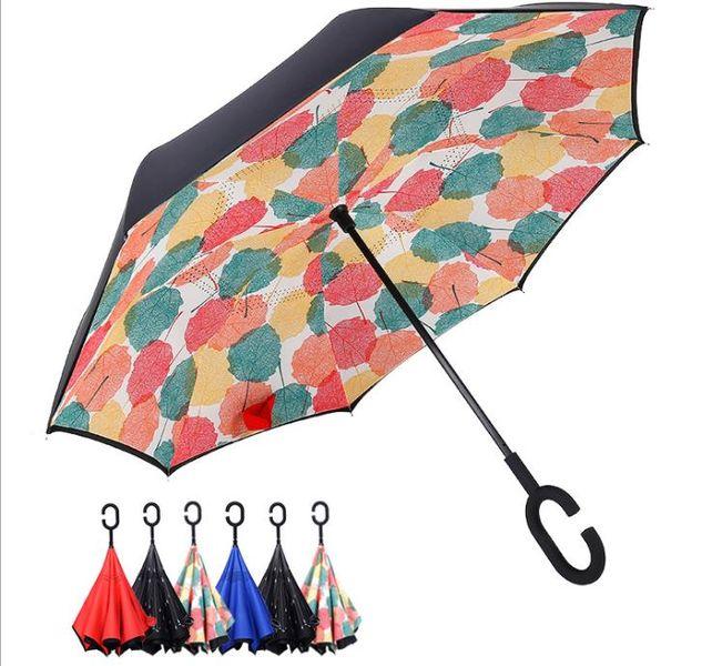 商务雨伞 生产万场金融教育雨伞   雨伞广告厂家    雨伞厂  三折伞厂 鹤山三折伞厂